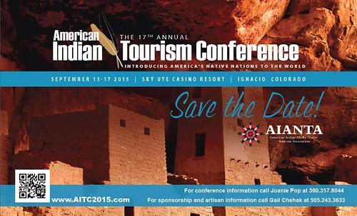 2015 American Indian Tourism Conference