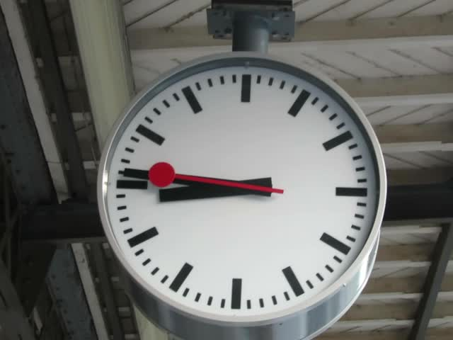 SBB Clock better