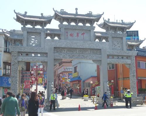 Co-Incheon-Quartier Chinois (1)