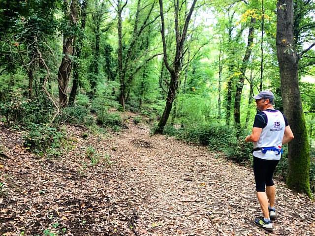 Lovely forest paths to jog through in Formello! #formello #upsticksandgo #jogging #running #runningtogether #naturephoto #foresttrails #travelfit #michfrost #italia #instafit