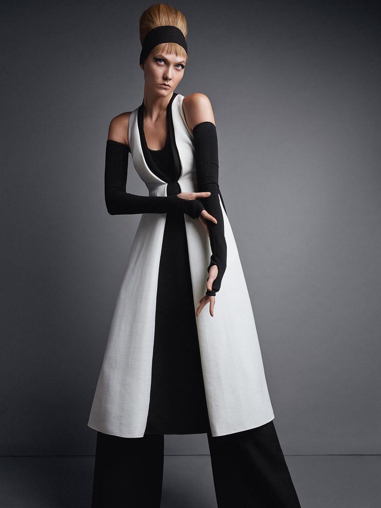 Карли Клосс — Фотосессия для «Vogue» UK 2015 – 4