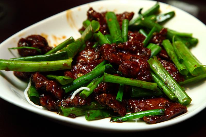 PF-Chang' Mongolian-Beef
