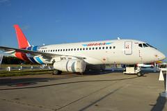 Yamal Airlines, RA-89034, Sukhoi SuperJet 100-95LR