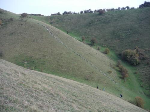 Routes of Descent, Barton Hills