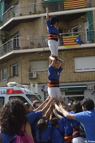 Cercavila infantil Castellers d'Esplugues