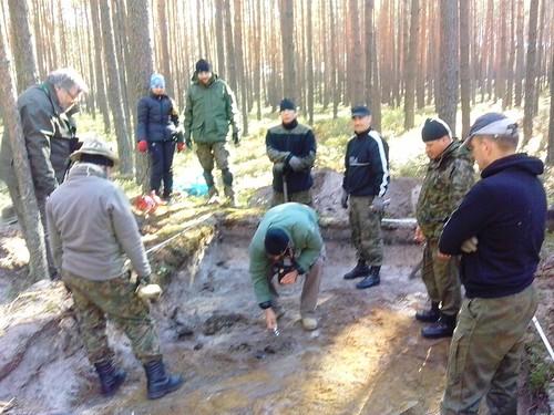 Знайшли братську могилу польських прикордонників