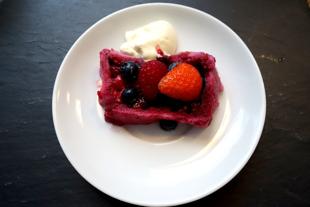 Nancy's Summer Pudding Terrine, #UseYourLoaf, Love Food Hate Waste, Nancy Birtwhistle