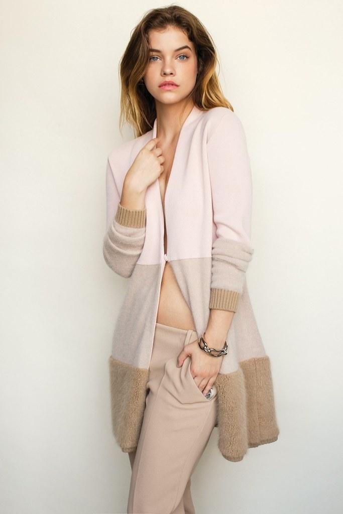 Барбара Палвин — Фотосессия для «Elle» HU 2015 – 12