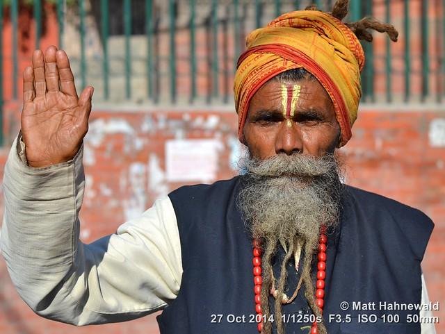 2014-11 Sadhus from Nepal (06)