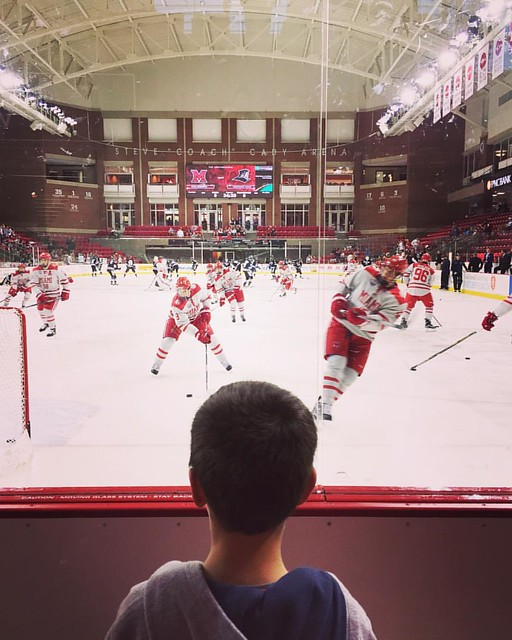 Miami University Redhawks Hockey
