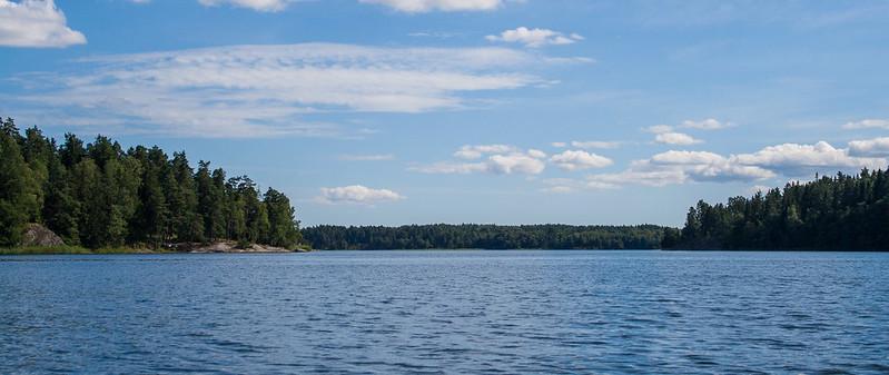Around Erikso, Vaxholm
