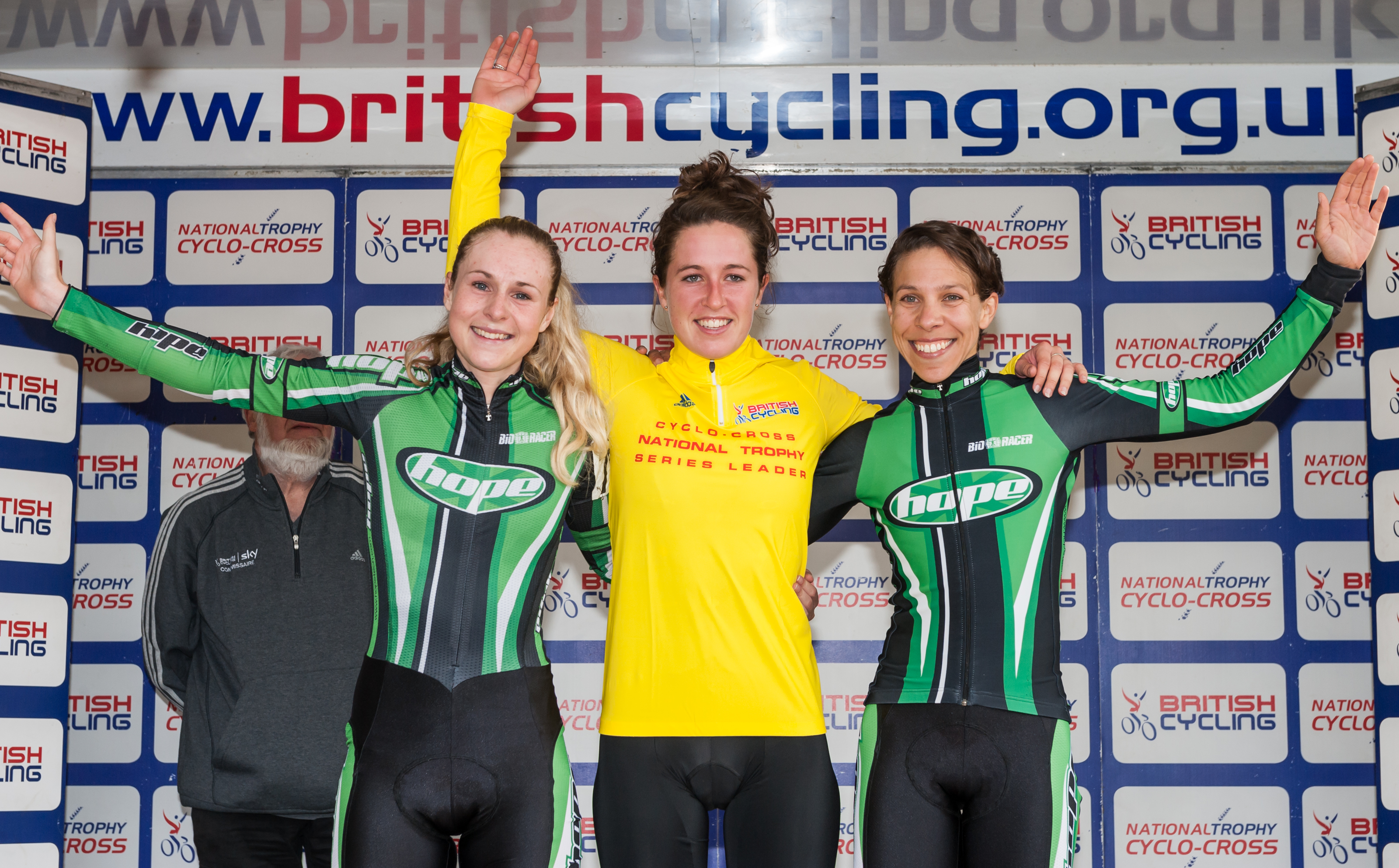 2015 NATIONAL TROPHY RND 1 SOUTHAMPTON ELITE WOMEN