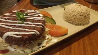 Tofu Katsu from Yong Green