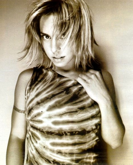 MELANIE C I TURN TO YOU 2000 PHOTOSHOOT