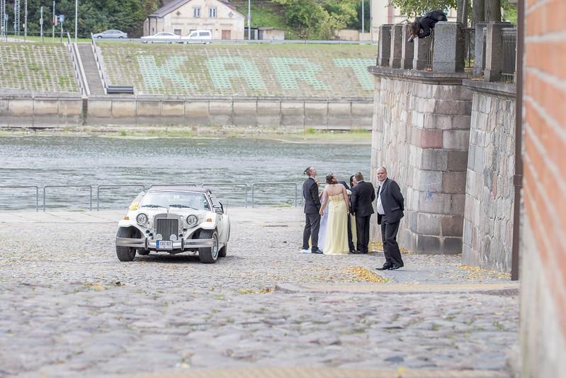 Wedding photo - Kowno - Kaunas, Lithuania