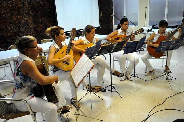 Clausura del Evento Teórico Crisol de la Nacionalidad Cubana