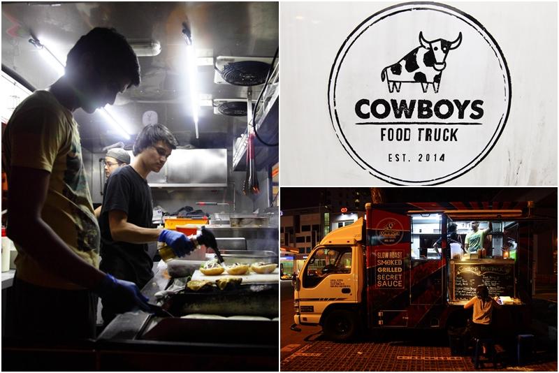 Cowboy's Food Truck TTDI