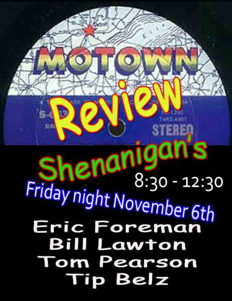 Motown Review 11-6-15