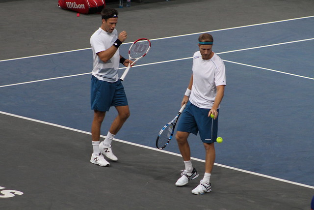 Robert Lindstedt and Dominic Inglot