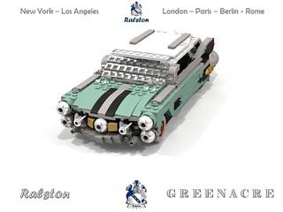 Ralston Greenacre Concept - 1960