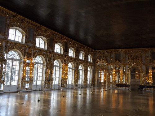 Palace EKKO mashup foto - The Catherine Palace - Saint Petersburg, Russia