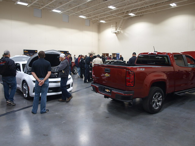 Chevrolet Find New Roads Trip - Minneapolis Stop