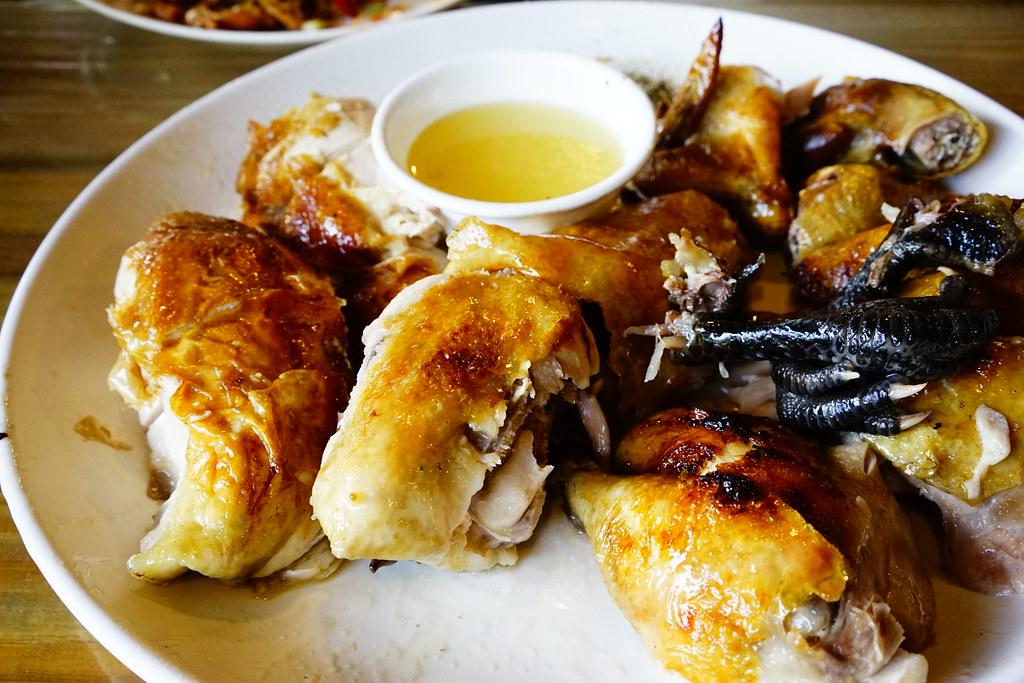 竹山台雞店