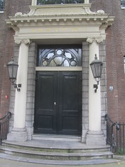 Entrance - Jewish Historical Museum - Synagogue - Amsterdam