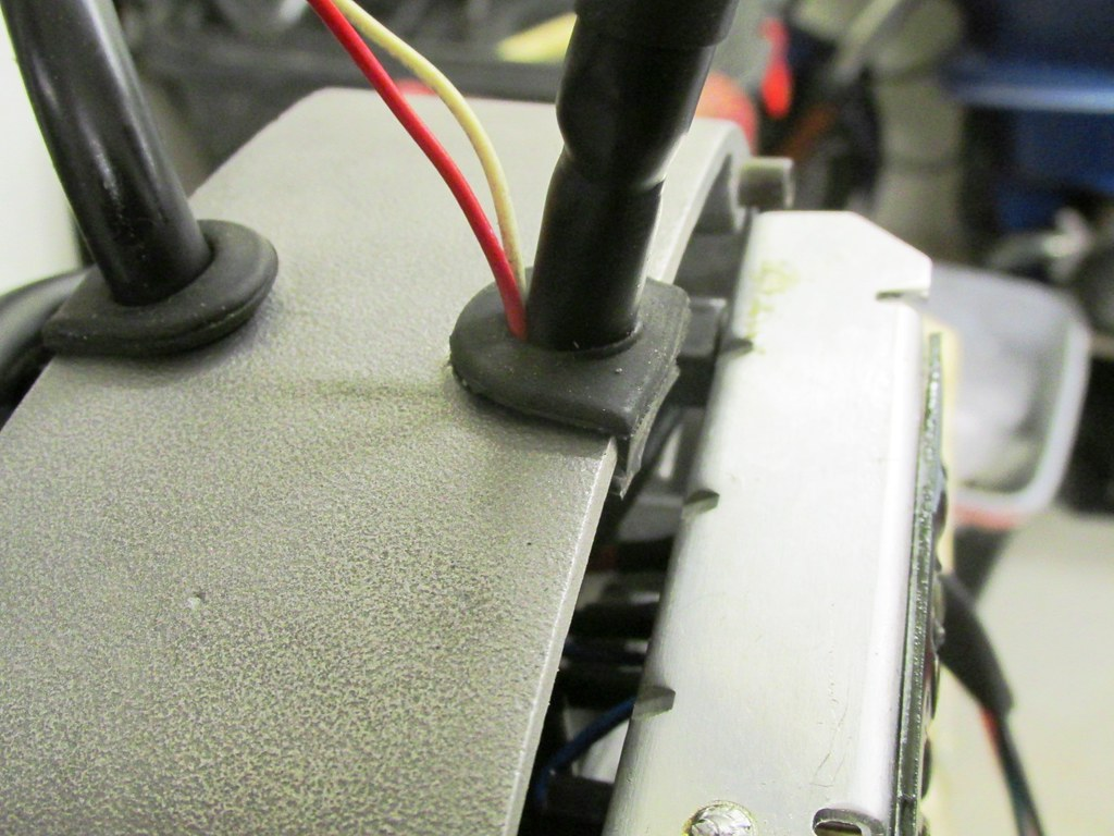 Dyna III Pickup Wires Behind Engine Wire Harness | . | Brook ...  Pickup Wiring Harness on electrical harness, alpine stereo harness, safety harness, amp bypass harness, maxi-seal harness, dog harness, pony harness, suspension harness, cable harness, engine harness, oxygen sensor extension harness, obd0 to obd1 conversion harness, radio harness, battery harness, fall protection harness, pet harness, nakamichi harness,