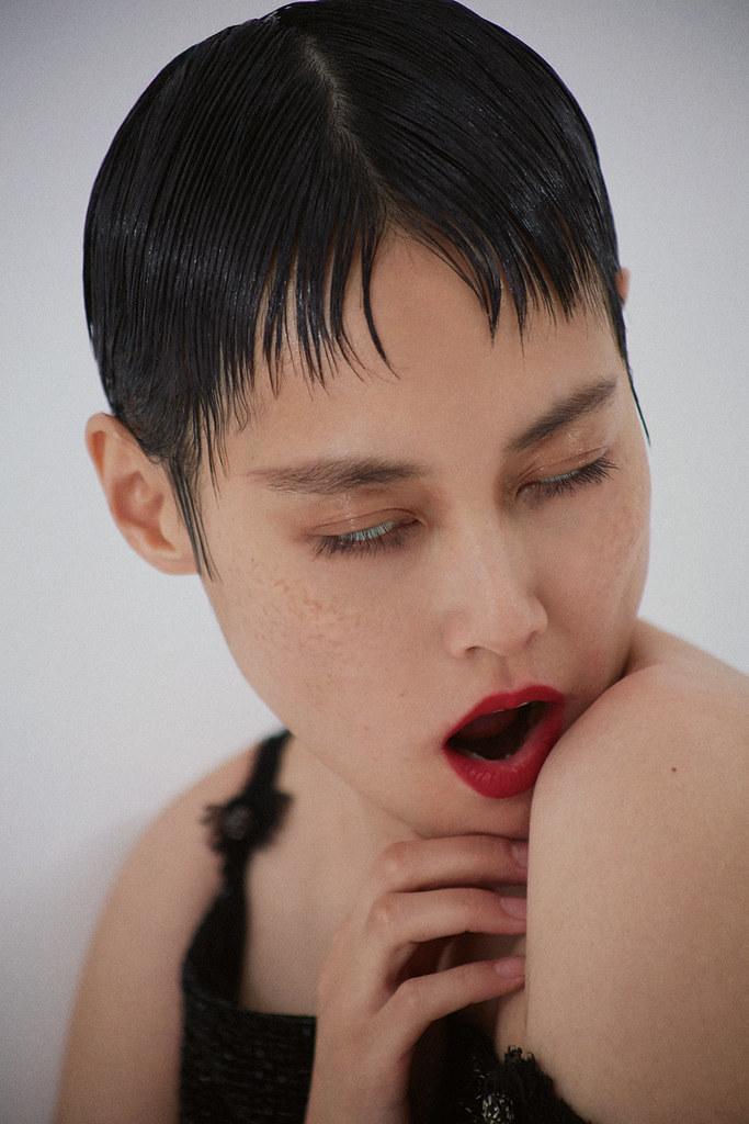 Ринко Кикути — Фотосессия для «Modern Weekly» 2015 – 2