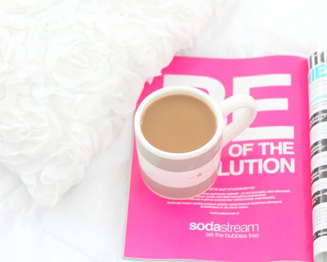 morning coffee blog