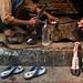 Meat Market - Varanasi, India by Maciej Dakowicz