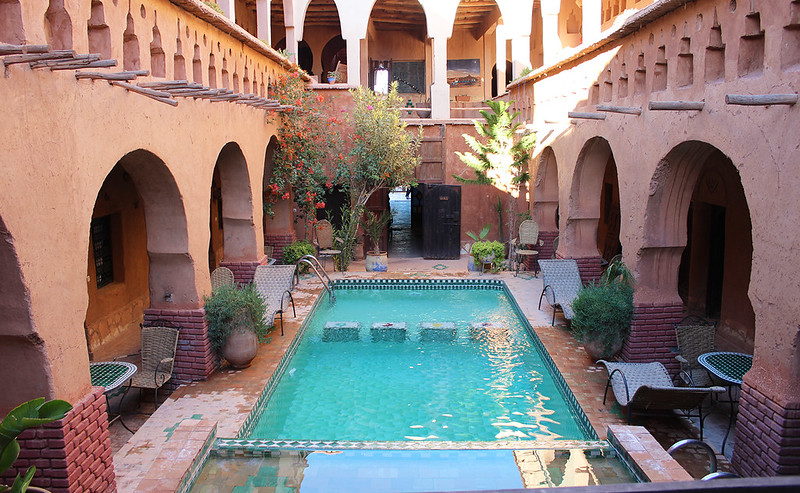 Maktoub pool