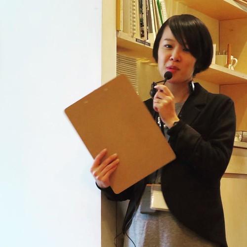 ガイド役、さすが慣れていらっしゃる。 #3331artschiyoda #千代田区ディスカバリーミュージアム秋ツアー