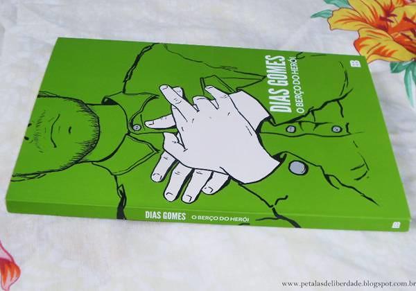 Resenha, livro, O Berço do Herói, Dias Gomes, Roque Santeiro, nova-edição, bertrand, peça, teatro, trechos, quotes, opinião, crítica