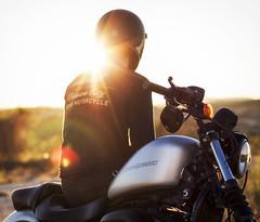 Clint's Harley