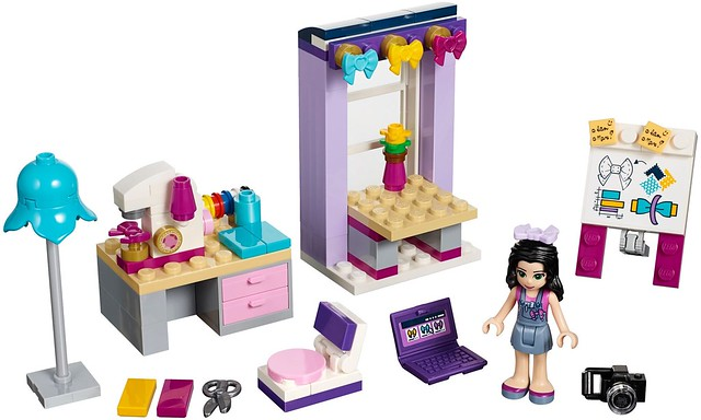 LEGO Friends 2016 | 41115 - Emma's Creative Workshop