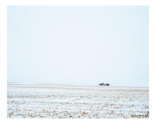 rural landscape fields