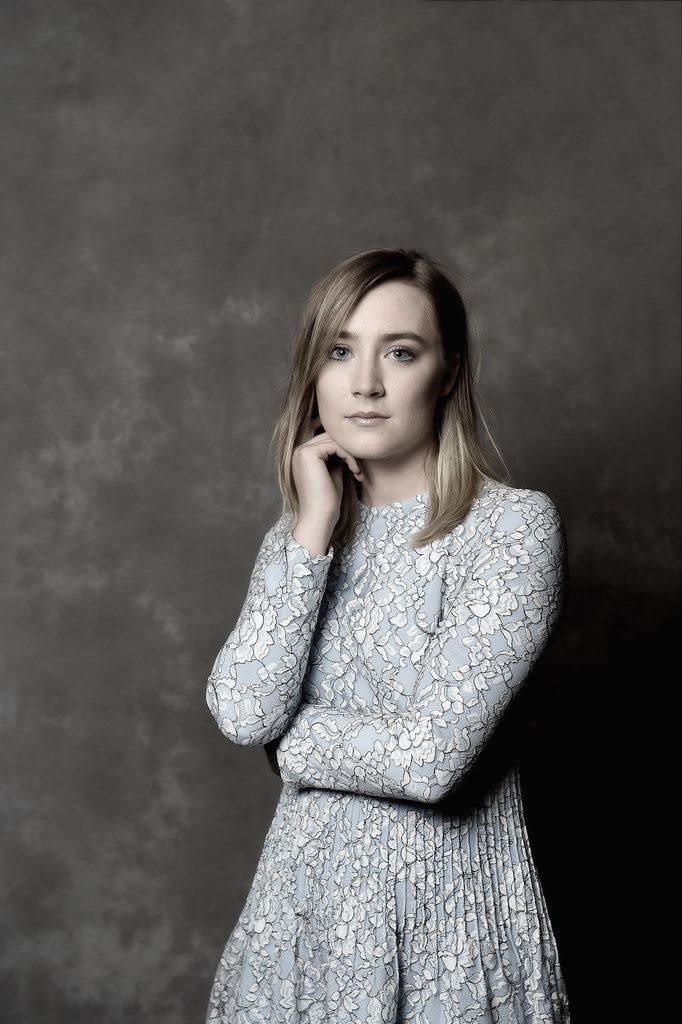 Сирша Ронан — Фотосессия для «Бруклин» на «BFI» 2015 – 4