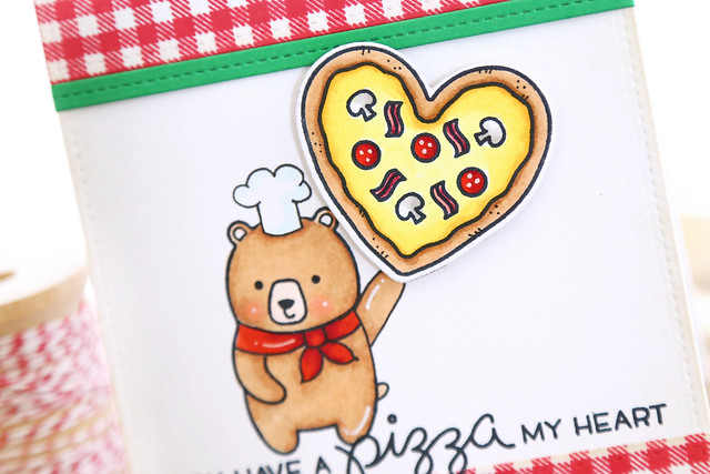 a pizza my heart {new lawn fawn}