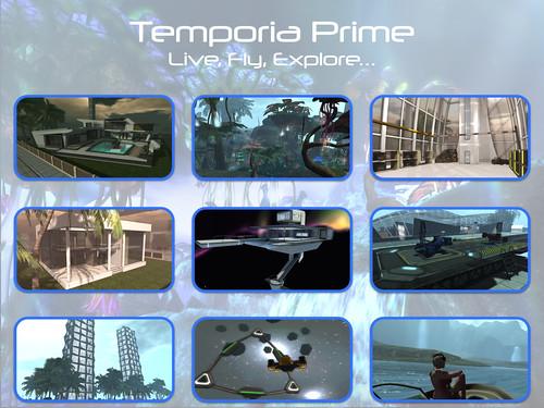 Visit Temporia Prime