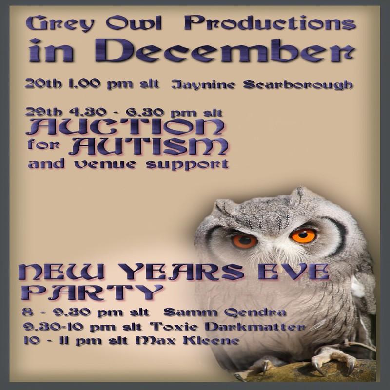 GreyOwl poster dec
