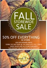 50% Off Sale @ Lemonade Couture!