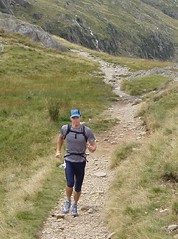 Running: Snowdon Horseshoe (04-Sep-05) Image