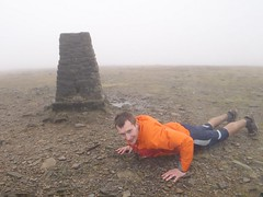 Greg on Ingleborough Image