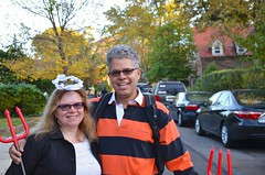 The Two Of Us On Halloween