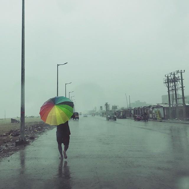 A Rainy Day!!!