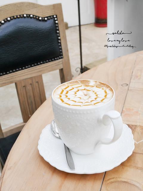 陽明山美軍宿舍白房子Yang Ming Cafe不限時下午茶咖啡