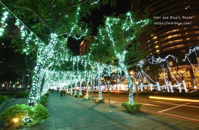 2016新北市耶誕城板橋車站景點37