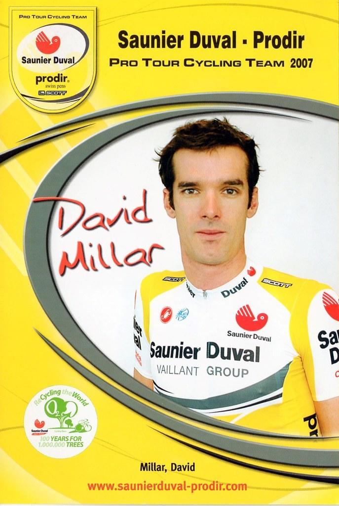 David Millar - Saunier Duval Prodir 2007